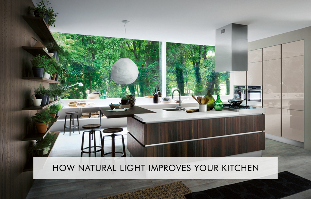How Natural Light Improves Your Kitchen