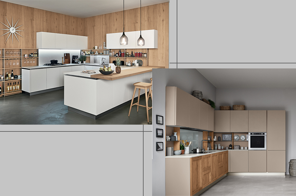 The 'L's & The 'U's of Kitchen Layout - Which one is for you?