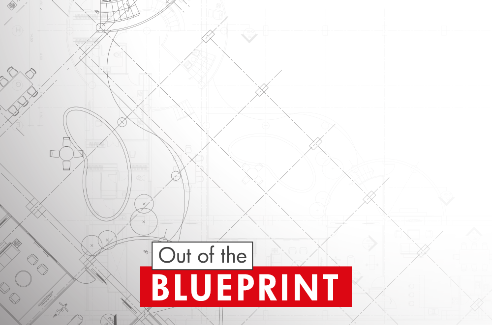 'Out of the Blueprint' with Krishnarao Jaisim