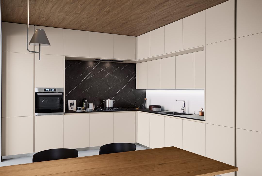 Contemporary Italian Kitchen Furnitures