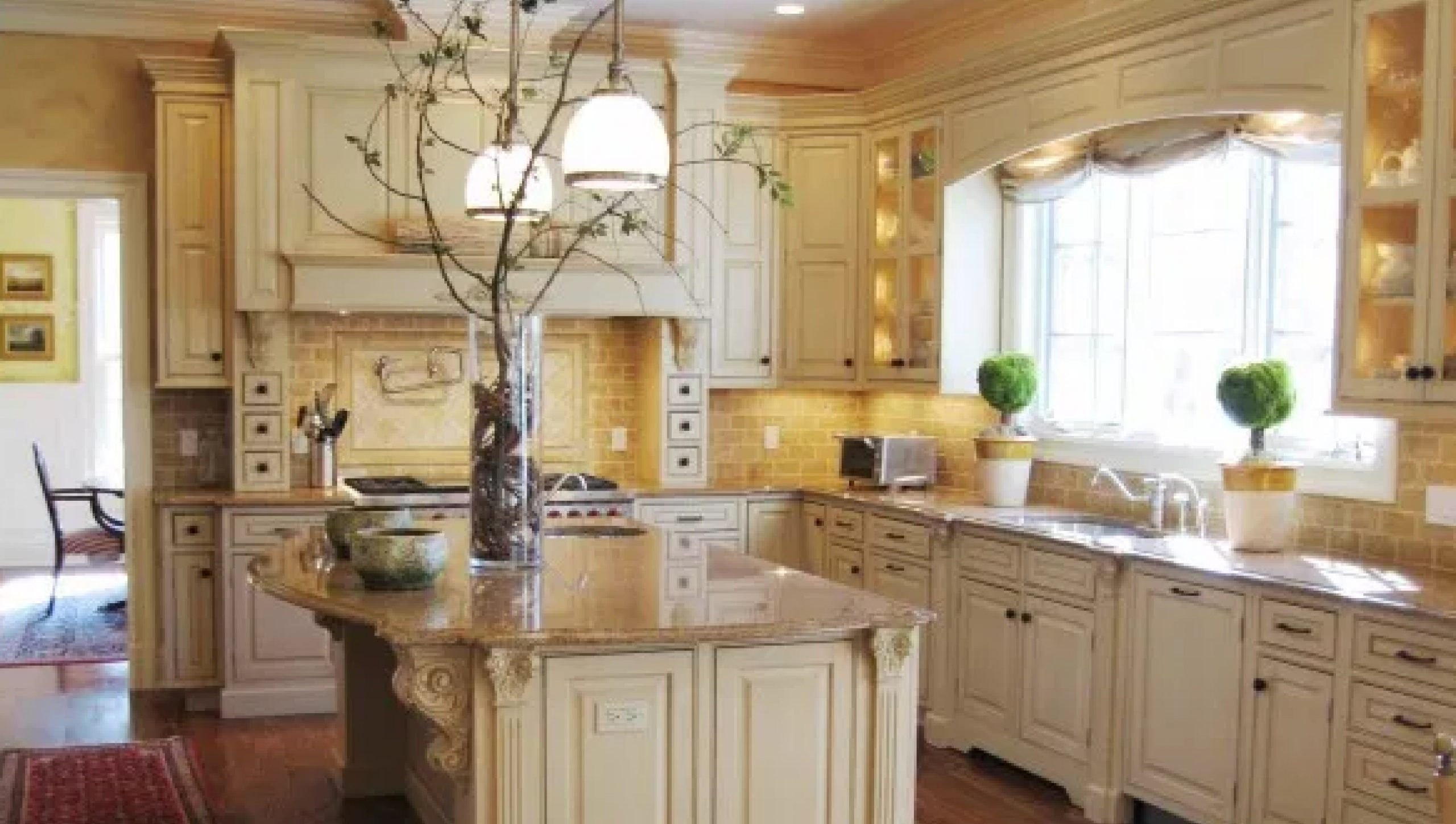 Choosing Colours for Italian Kitchens